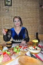 Mioara Barsan Filmare Clipuri LIVE Restaurant 2016_5
