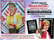 Mioara Barsan - Lansare de carte si CD ... 2015
