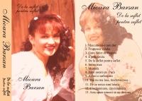 Mioara Barsan MC DEMO caseta audio 2008