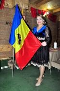 Mioara Barsan si Tricolorul 2016 Romania