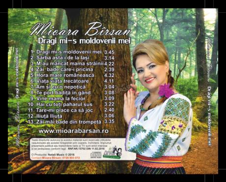 coperta-cd-album-mioara-barsan-dragi-mi-e-moldovenii-mei-2016
