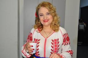 Mioara Barsan la o cafea