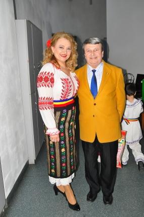 Mioara Barsan si Vasile Toparceanu