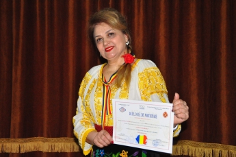 Mioara Barsan - Diploma de participare