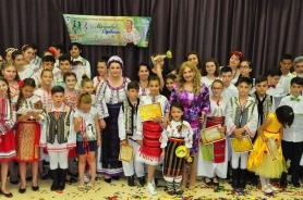 Final de festival , toti copii fericiti!!!