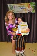 "Fericire maxima - Mioara Barsan - Adelina Perju - festival ""Miracolul Copilariei"" - iunie 2018"
